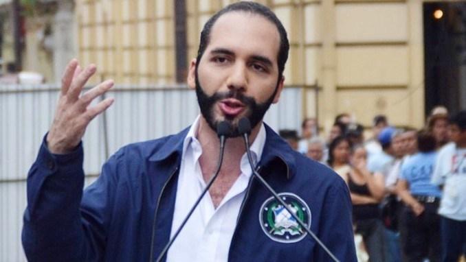 Nayib Bukele: El Salvador resurge delolvido