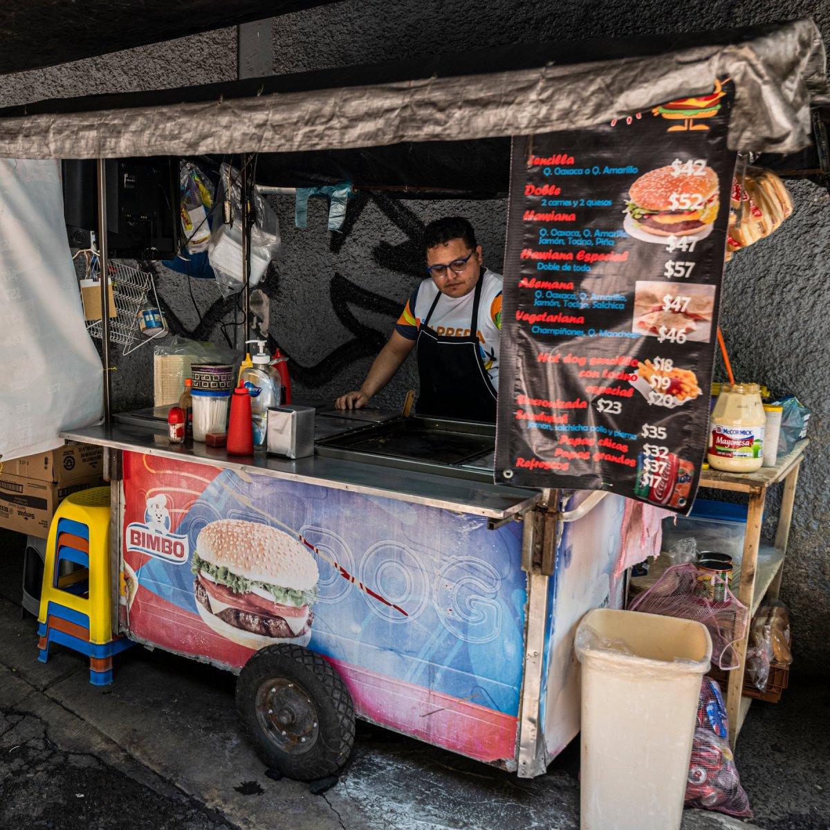 Empleo informal de México: un día enpandemia
