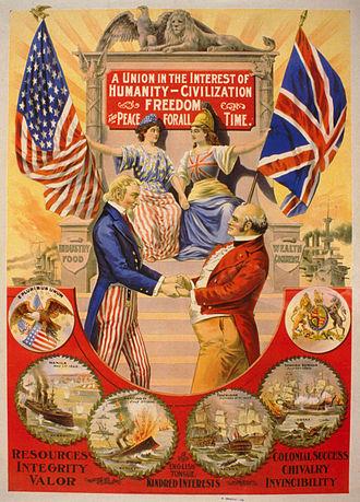 El país que a todos USA y el Reino Unido de los EstadosUnidos